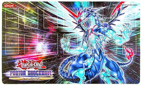 YuGiOh Photon Shockwave Play Mat