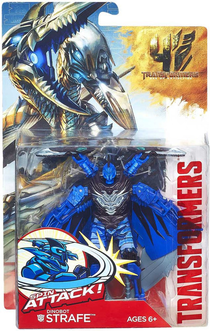Transformers Age of Extinction Power Battler Dinobot Strafe Action Figure