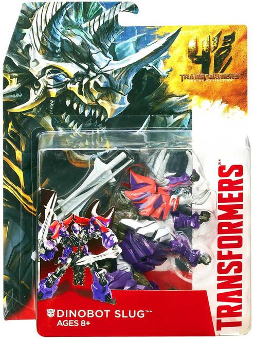 Transformers Age of Extinction Generations Dinobot Slug Deluxe Action Figure
