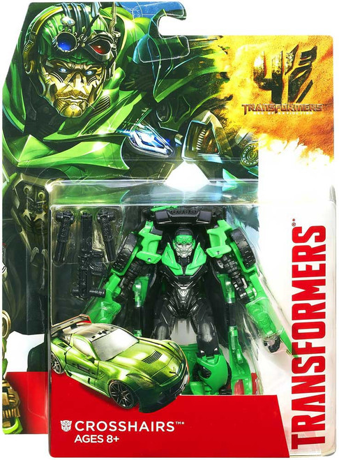 Transformers Age of Extinction Generations Crosshairs Deluxe Action Figure