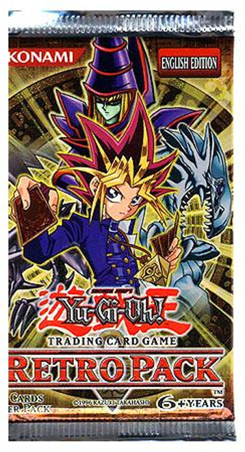 YuGiOh Retro Pack Booster Pack [Special Edition]