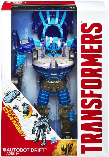 Transformers Age of Extinction Flip & Change Autobot Drift Action Figure
