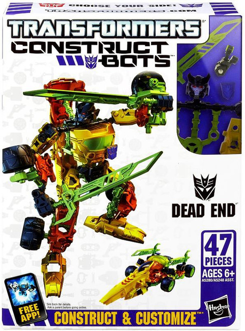 Transformers Construct-A-Bots Dead End Action Figure