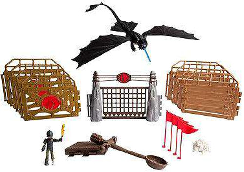 how to train your dragon arena