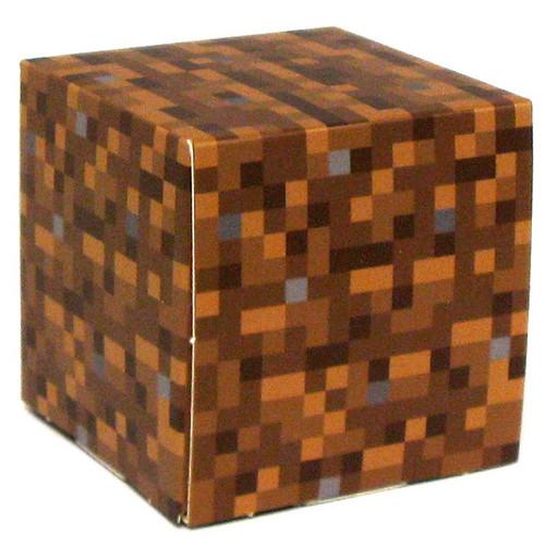Minecraft Farmland Block Papercraft [Single Piece]