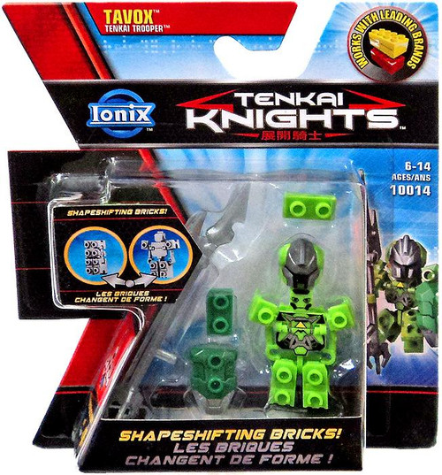 Tenkai Knights Tavox Minifigure #10014
