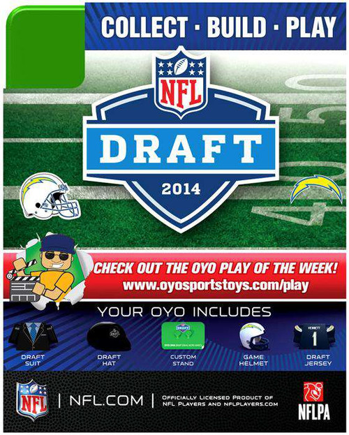 San Diego Chargers First Round Draft Picks: NFL San Diego Chargers NFL 2014 Draft First Round Picks