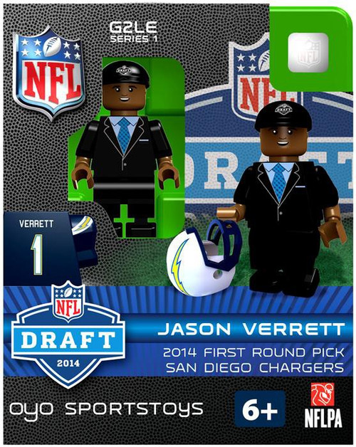 Nfl San Diego Chargers Nfl 2014 Draft First Round Picks