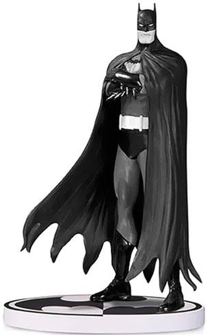 Black & White Brian Bolland Batman Statue