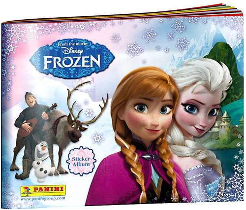 Disney Frozen Frozen Sticker Album
