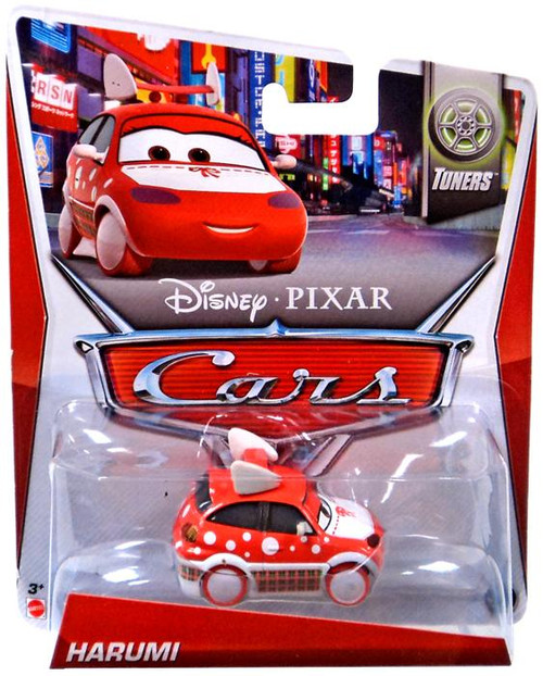 Disney Cars Harumi Diecast Car #8