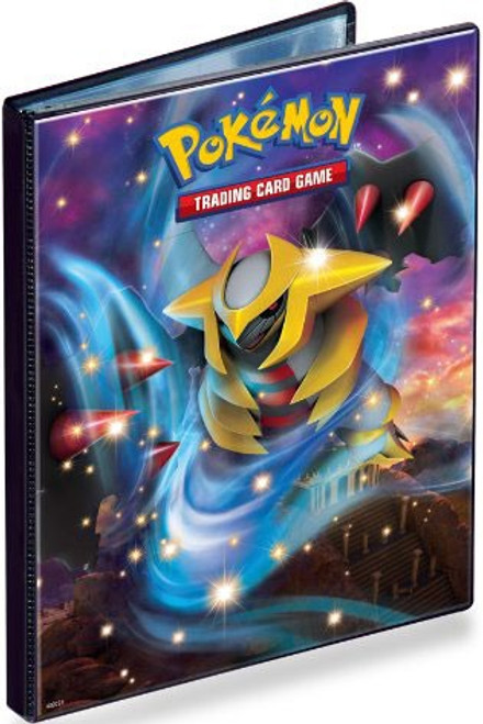Ultra Pro Pokemon Card Supplies Giratina 4-Pocket Binder