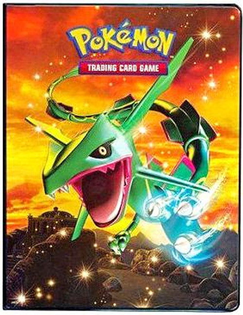 Ultra Pro Pokemon Card Supplies Rayquaza 9-Pocket Binder