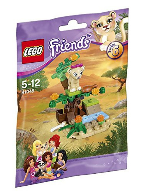 LEGO Friends Lion in the Savannah Set #41048