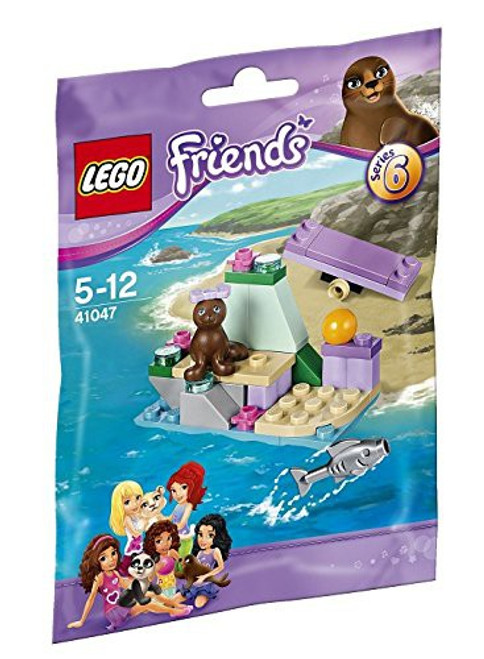 LEGO Friends Seal on a Rock Set #41047