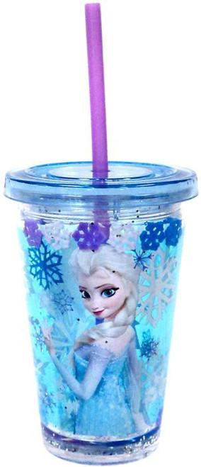 Disney Frozen Elsa Tumbler with Straw Exclusive Accessory