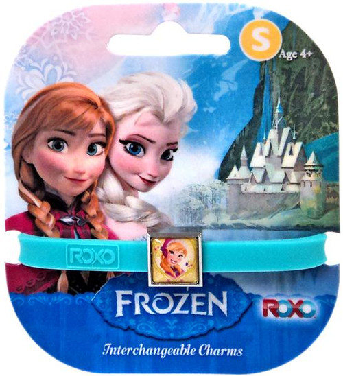 Disney Frozen Anna Charm Bracelet [Small, Blue]