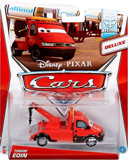 Disney Cars Mainline Towin' Eoin Diecast Car #7/9