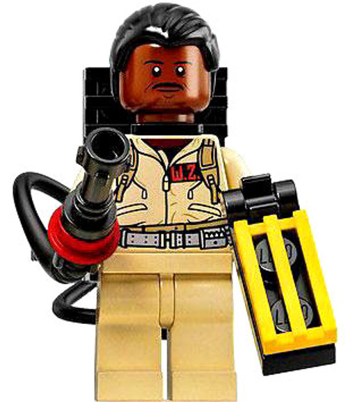 LEGO Ghostbusters CUUSOO Winston Zeddemore Minifigure [Loose]