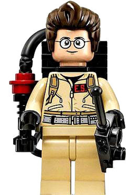 LEGO Ghostbusters CUUSOO Egon Spengler Minifigure [Loose]