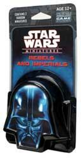 Star Wars Collectible Miniatures Game Rebels & Imperials Booster Pack