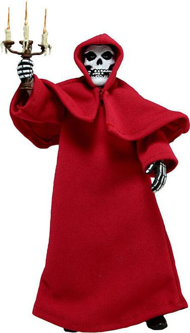 NECA Misfits The Fiend Clothed Action Figure [Red]