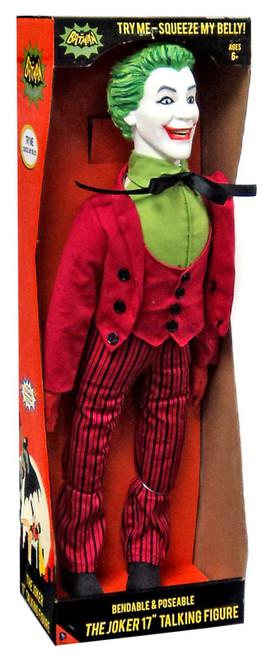 Batman 1966 TV Series The Joker 17-Inch Talking Figure
