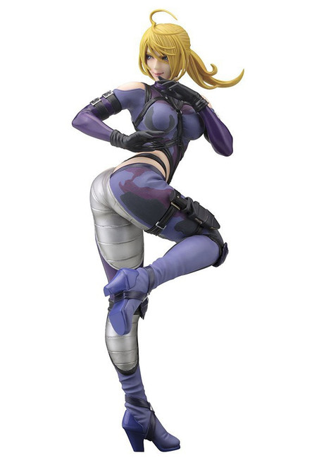 Tekken Tag Tournament 2 Bishoujo Nina Williams Statue