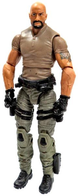 GI Joe Loose Roadblock Action Figure [Version 24 Loose]
