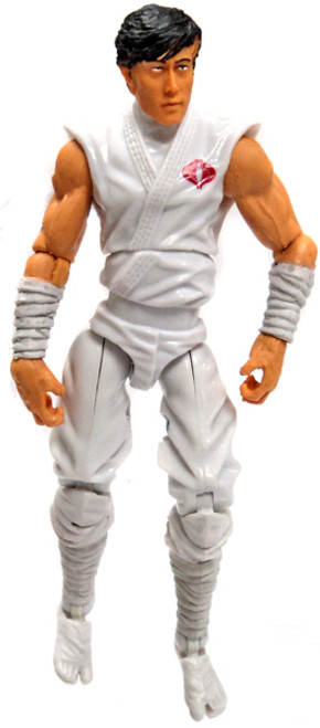 GI Joe Loose Storm Shadow Action Figure [Version 49 Loose]