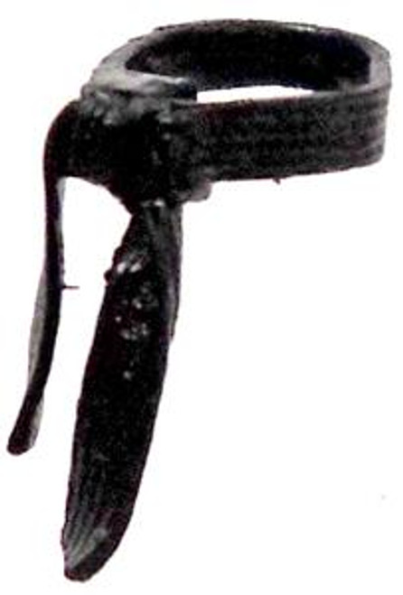 GI Joe Loose Belt Action Figure Accessory [Black Loose]