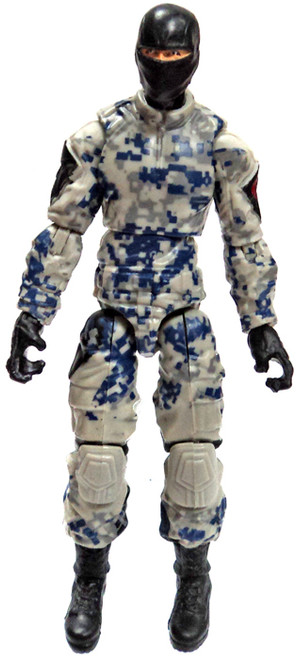 GI Joe Loose Cobra Combat Ninja Action Figure [Version 1 Loose]