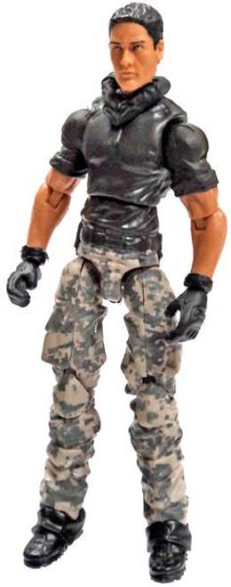 GI Joe Loose Flint Action Figure [Version 21 Loose]