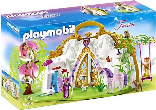 Playmobil Fairies Take Along Unicorn Fairy Land Set #5208