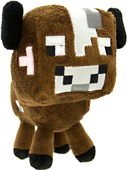 Minecraft Baby Animals Cow Plush