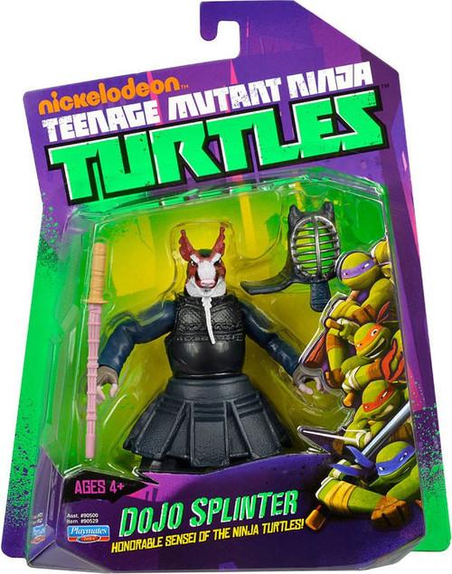 Teenage Mutant Ninja Turtles Nickelodeon Dojo Splinter Action Figure
