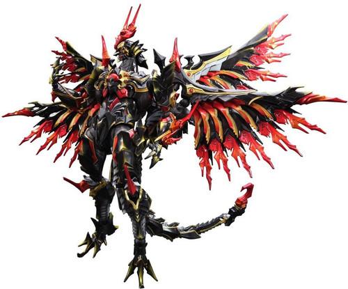 Final Fantasy Variant Bahamut Action Figure