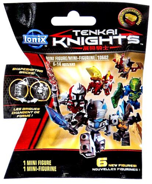 Ionix Tenkai Knights Series 2 Minifigure Mystery Pack #10602