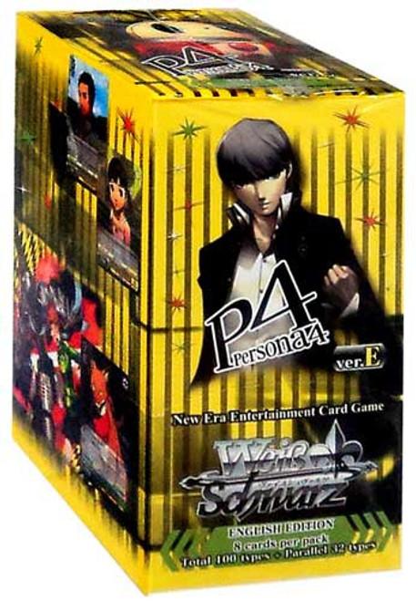 Weiss Schwarz Persona 4 Booster Box [20 Packs]
