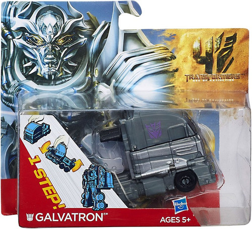 Transformers Age of Extinction 1 Step Changer Galvatron Action Figure