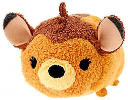 Disney Tsum Tsum Bambi Exclusive 3.5-Inch Mini Plush