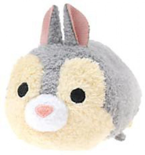Disney Tsum Tsum Bambi Thumper Exclusive 3.5-Inch Mini Plush