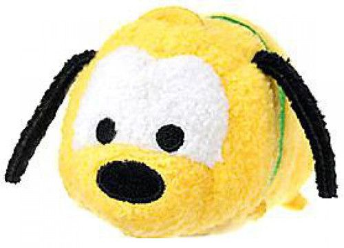 Disney Tsum Tsum Mickey & Friends Pluto Exclusive 3.5-Inch Mini Plush