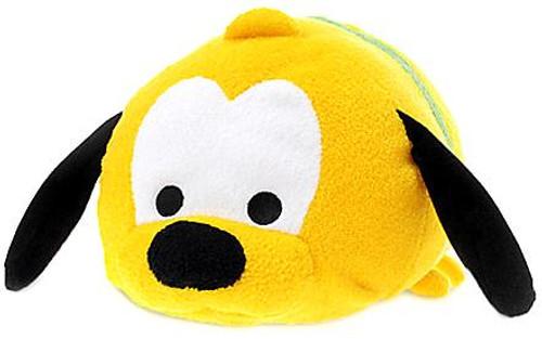 Disney Tsum Tsum Mickey & Friends Pluto Exclusive 11-Inch Medium Plush