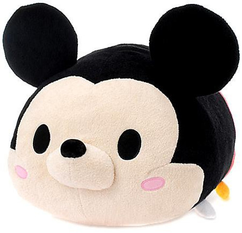 Disney Tsum Tsum Mickey & Friends Mickey Mouse Exclusive 17-Inch Large Plush
