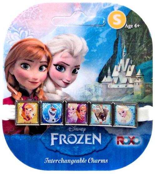 Disney Frozen Anna, Olaf, Anna & Elsa, Sven & Elsa 3.75-Inch Charm Bracelet [Small]
