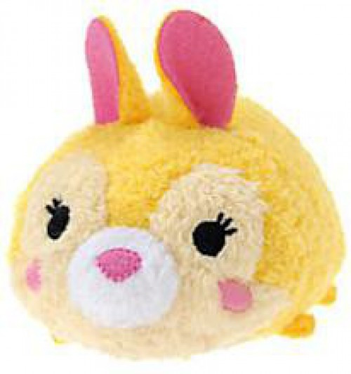 Disney Tsum Tsum Bambi Miss Bunny Exclusive 3.5-Inch Mini Plush
