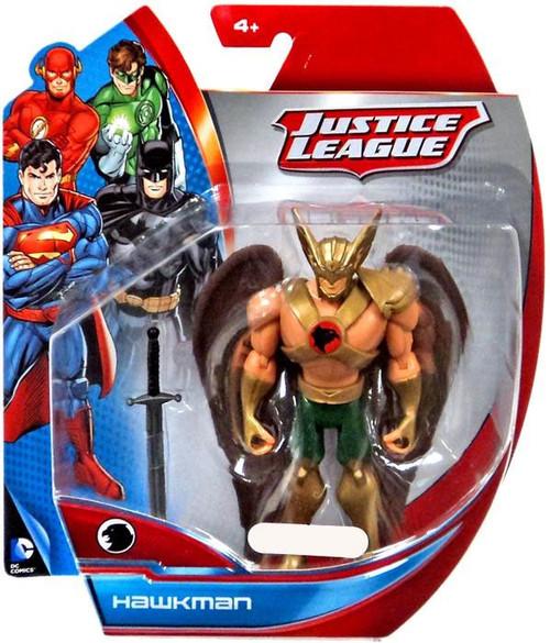 DC Justice League Hawkman Exclusive Action Figure