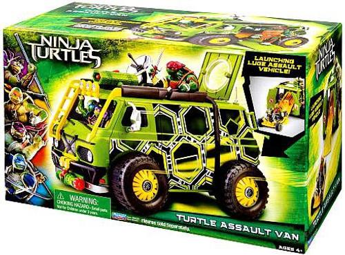 Teenage Mutant Ninja Turtles Turtle Assault Van Action Figure Vehicle