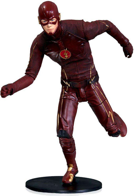 DC Flash TV Series The Flash 7 Action Figure Season 1 DC